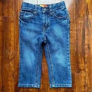 Old Navy Standard Dark Denim Jeans 18-24m